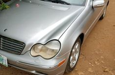 Mercedes Benz C320 2003 Silver for sale