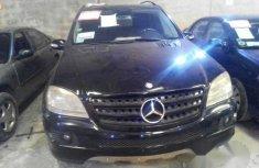 Clean Mercedes-Benz Ml500 2006 Black for sale