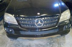 Mercedes Benz ML500 2006 Black for sale