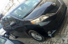 Toyota Sienna 2012 Black for sale