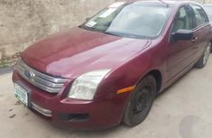 Ford Fusion 2006 Red for sale