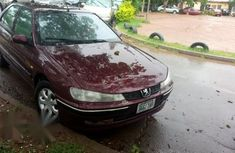 Peugeot 406 2003 Red for sale