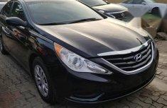 Clean Hyundai Sonata 2012 Black