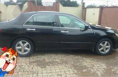 Honda Accord 2003 Black For Sale