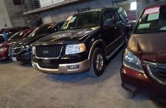 Ford Expedition 2003 Black for sale