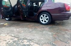 Lexus GS330 2003 Red for sale