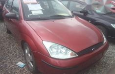 Ford Focus XZ5 2005 Red For Sale