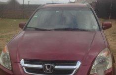 Honda CR-V 2004 Red for sale