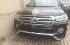 Tokunbo Toyota Land Cruiser 2017 Black