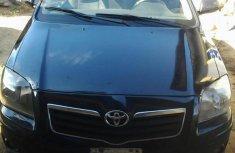 Toyota Avrnsis 2007 Black for sale