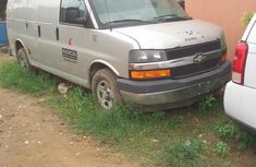 Chevrolet Express 1992 Silver for sale