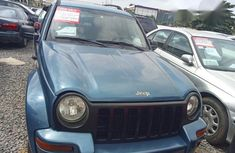 Jeep Liberty 2006 Blue for sale