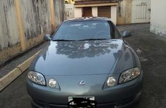 Lexus SC 400 1993 Gray for sale
