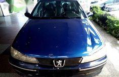 Peugeot 406 2000 Blue for sale