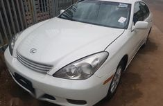 Lexus ES 300 2003 White for sale