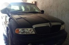 Lincoln Navigator 2006 Black for sale