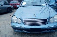 Mercedes-Benz C240 2005 Blue for sale