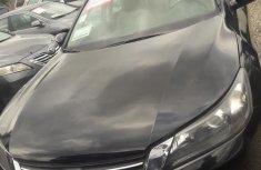 Neat Honda Accord 2013 Black for sale
