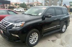 Lexus GX 460 2014 Black For Sale