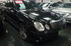 Used Mercedes-benz E320 2005 Black For Sale