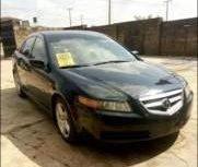 Acura TL 2006 Black for sale