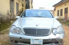 Mercedes-Benz C230 1993 Silver for sale