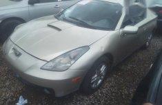 Toyota Celica 2000 2001 Silver for sale