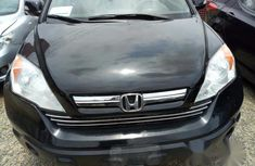 Honda Crv 2007 Black for sale