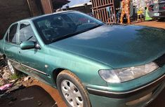 Very Clean Peugeot 204 2004 Green