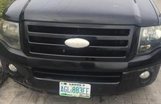 Ford Expedition 2008 Black for sale