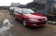 Peugeot 406 2002 Red for sale