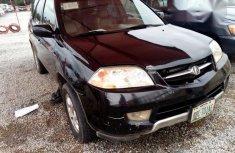 Acura MDX 2004 Black for sale