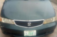Honda Odyssey 2003 Green for sale