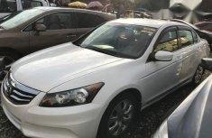 Honda Accord 2011 White for sale