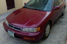 Clean Honda Accord 1998 for sale