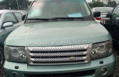 Rover Land Sport 2008 Green for sale