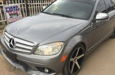 Mercedes Benz C350 2010 Gray for sale