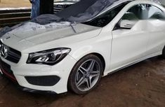 Brand New Mercedes-Benz CLA 250 2015 White
