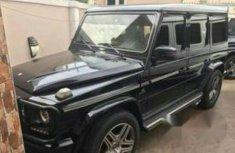 Mercedes-Benz G63 2013 Black for sale