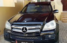 Mercedes Benz Gl500 2007 Black for sale