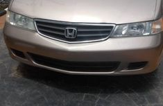Honda Odyssey 2004 Gold for sale