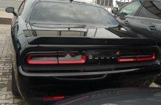 Dodge Challenger 2017 Petrol Automatic Black