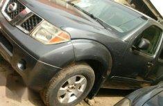 Nigerian Used Nissan Pathfinder 2005 Gray