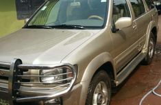 Infiniti Qx4 2000 Gold for sale
