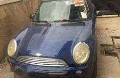 Foreign Used Mini Cooper 2004 Blue