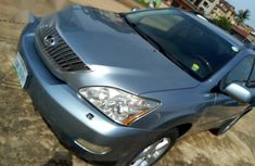 Neatly Used Lexus Rx330 2005 Blue for sale
