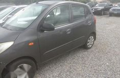 Hyundai i10 2007 Gray for sale
