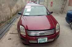 Ford Fusion 2007 Red for sale