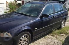 BMW 318i 2004 Blue for sale