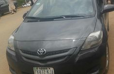 Toyata Yaris 2007 Gray for sale